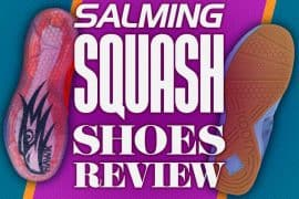 SalmingSquashShoesReview